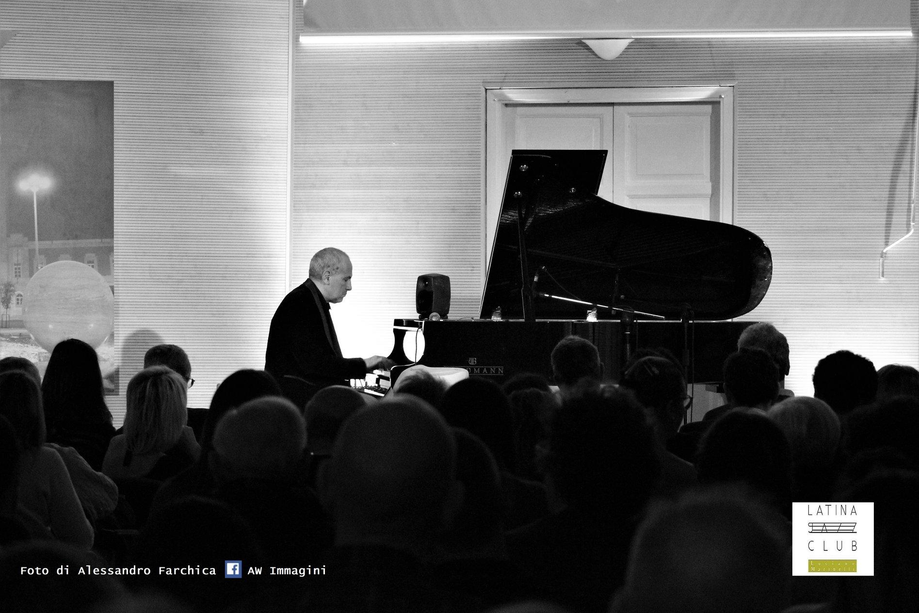 Latina Jazz Club ph. by Alessandro Farchica